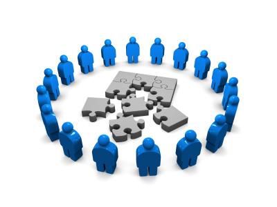 Implementar un sistema ERP supone la implicación del personal y departamentos de la empresa